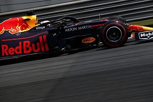 """Verstappen : """"On perd encore du temps en ligne droite, c'est un fait"""""""