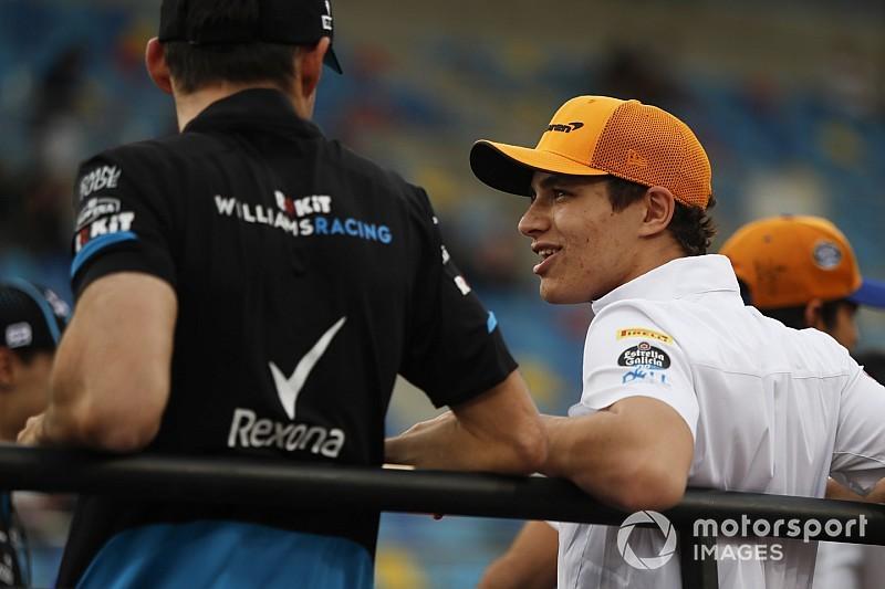 Norris egészen szenzációs előzése a McLarennel a Red Bull ellen Bahreinben