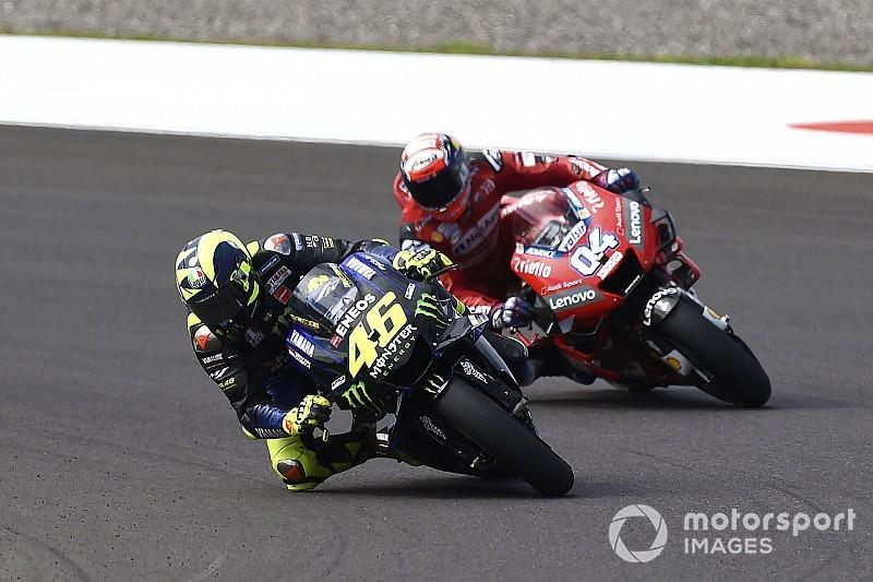 Fotogallery MotoGP: Valentino torna sul podio in Argentina nel trionfo di Marquez