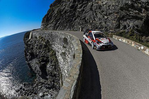 Fotogallery WRC: gli scatti più belli del Tour de Corse 2019