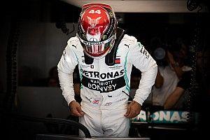 Hamilton: pusztító nap ez Leclerc számára, de még sok versenyt fog nyerni