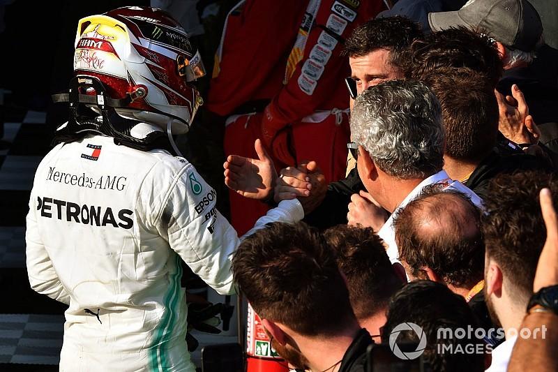 Hamilton biztos benne, hogy a Ferrari hamarosan visszatér
