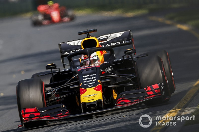 "Honda ""relaxed"" by podium but ""clear gap"" remains"