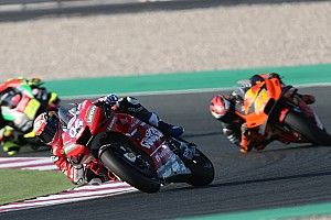 GALERI: Aksi sesi latihan MotoGP Qatar