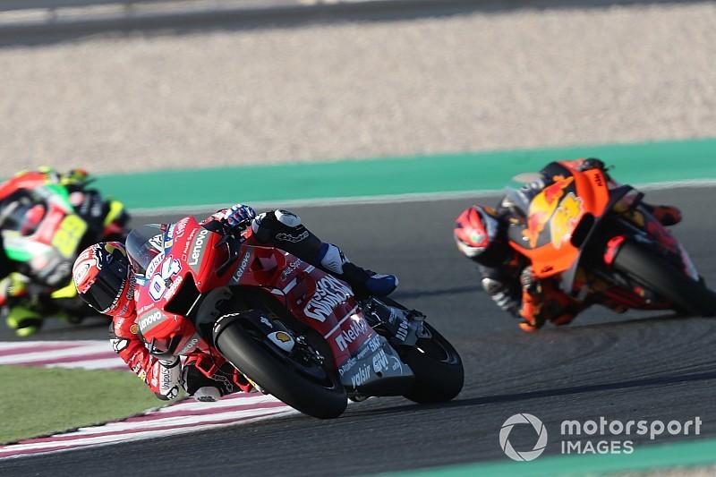 Fotogallery: la prima giornata di prove del GP del Qatar di MotoGP