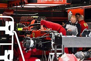 Ferrari problémája nem csak aerodinamikai, sokkal alapvetőbb