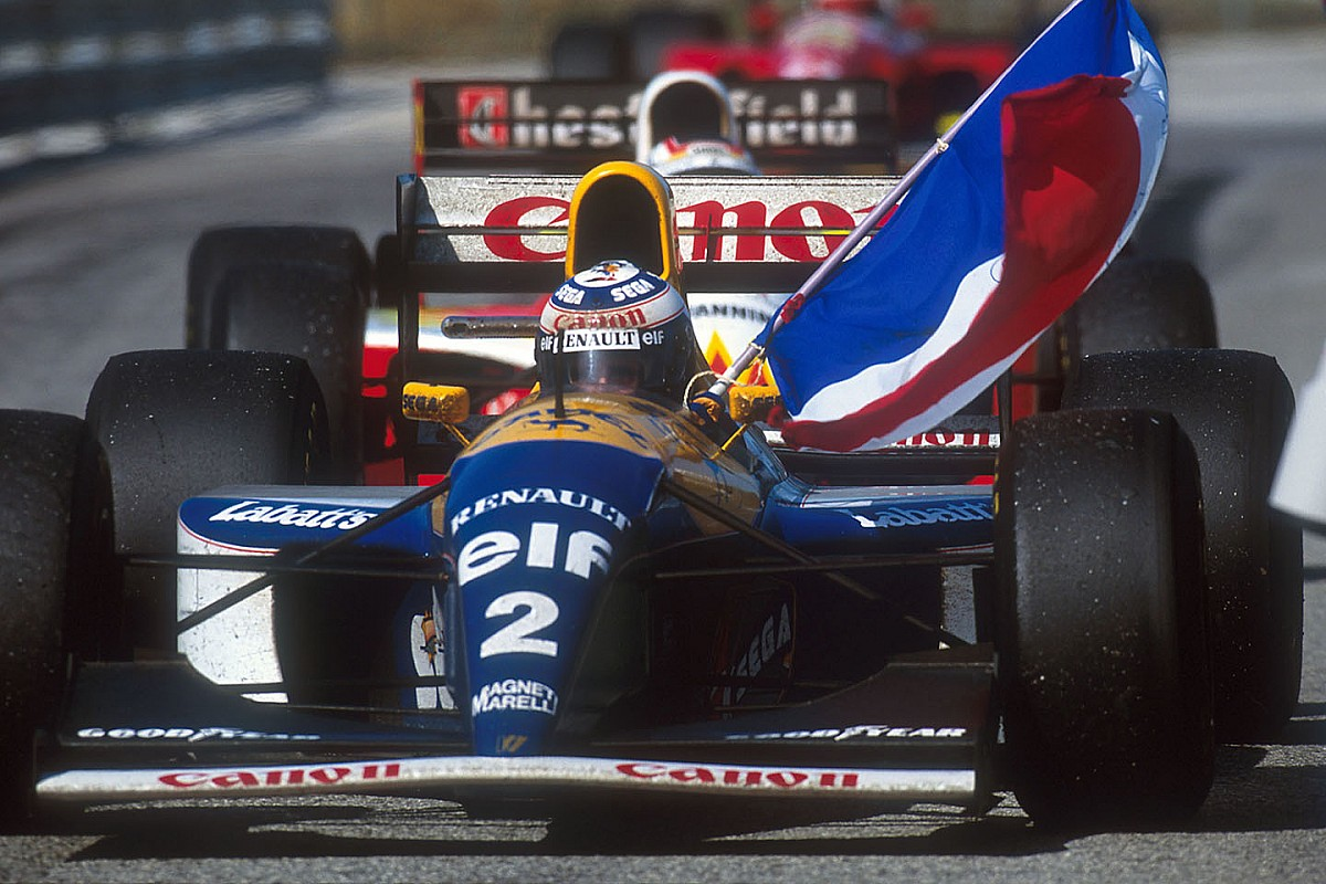 Los 16 mundiales de Williams en la Fórmula 1