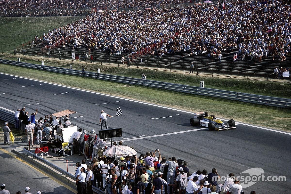 Egy 34 éves felvétel a Magyar Nagydíjról: Senna Vs. Piquet