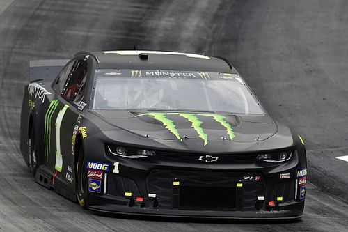 Kurt Busch tops blistering first NASCAR Cup practice at Dover