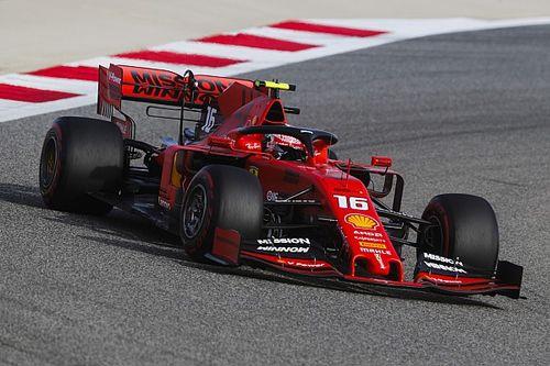 Sigue el Gran Premio de Bahrein de F1