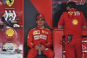Leclerc sprawił sensację