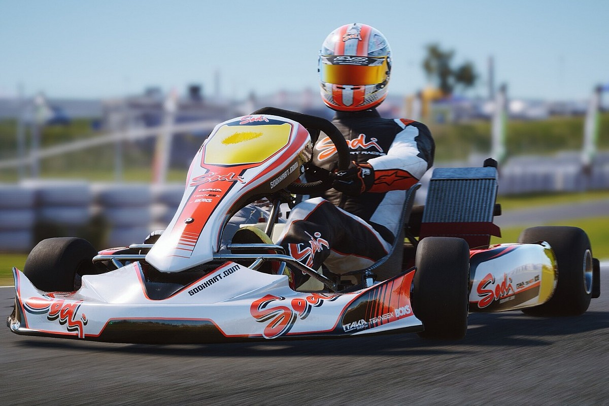 Симулятор картинга KartKraft выйдет на консолях в 2019 году