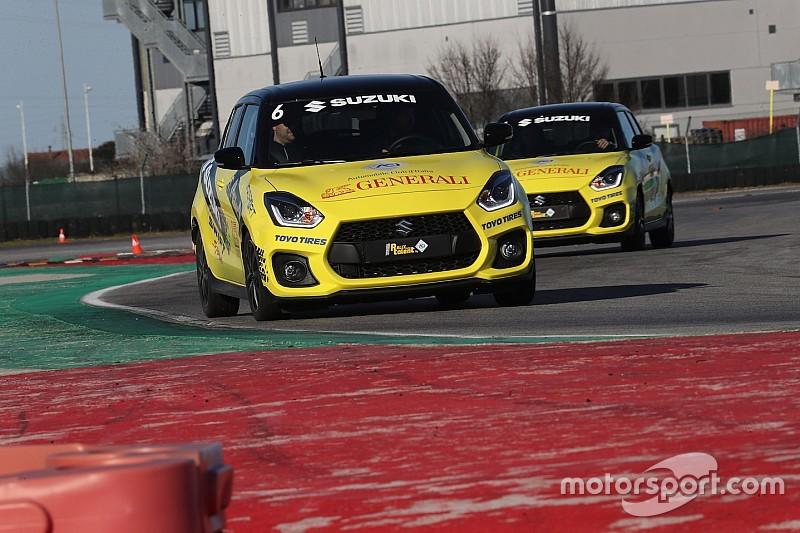 Rally Italia Talent a caccia di campioni con le Suzuki in Sicilia