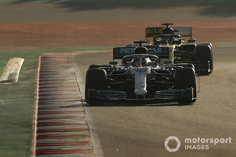 Hamilton dice que la parrilla estará más pareja en la F1 2019
