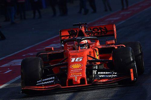 Ferrari: Leclerc domina, ma la Mercedes è meno lontana di quanto sembri