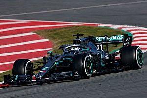 """Bottas nog niet gerust: """"We hebben meer nodig om met Ferrari te vechten"""""""