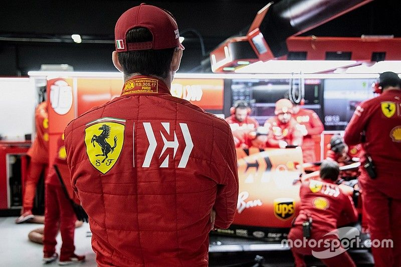 Ferrari voltará a ter logo da Mission Winnow no GP do Bahrein
