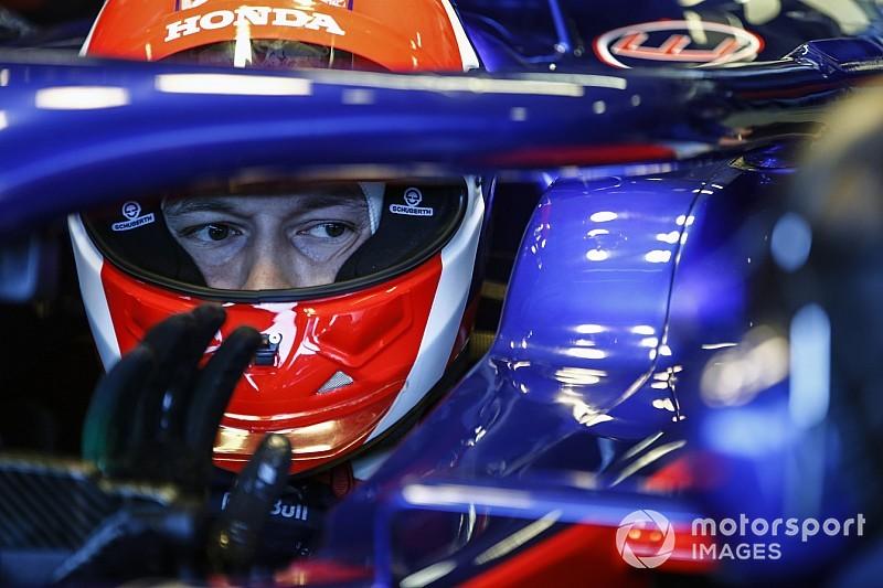 """Kvyat: """"Ver la F1 desde fuera me hizo entender cosas en las que no me había fijado"""""""