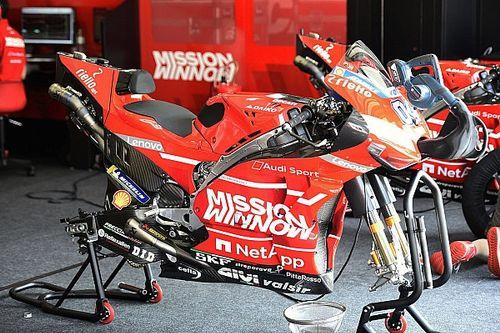 MotoGP-Technik: Detailfotos beim Sepang-Test 2019