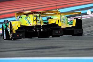 Polskie podium w LMP3