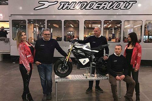 """Reggiani presenta la Thundervolt NK-E: """"Non pensavo di divertirmi su una moto elettrica, ma ne ho costruita una"""""""