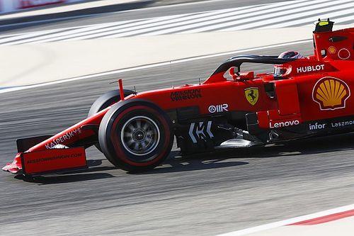 Ferrari на секунду опередила Mercedes в первой тренировке в Бахрейне