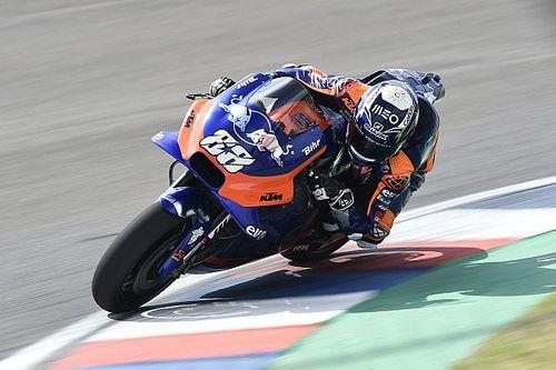 Oliveira: KTM harus dikendarai secara agresif