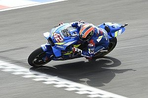 Rins puzzled by Suzuki's loss of form in Argentina