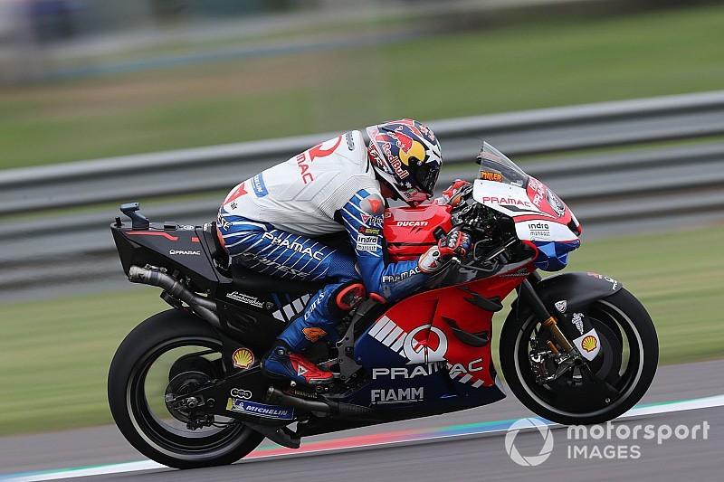 La GP19, enfin une moto à la hauteur pour Miller?