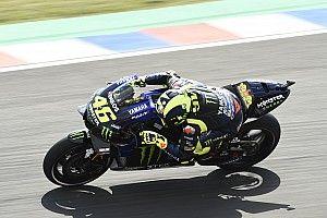 """Rossi: """"Márquez es el más rápido de todos"""""""