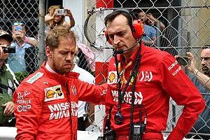 Слухи: Феттель всерьез задумался об уходе из Формулы 1 в конце года