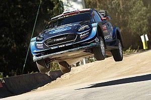 WRC, Rally del Portogallo, PS5: Suninen sale 3°. Problemi per la Fiesta di Evans