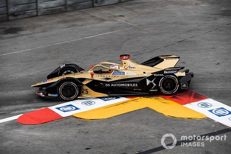 سباق موناكو للفورمولا إي: فيرن يصبح أول سائق يحرز الفوز مرتين هذا الموسم