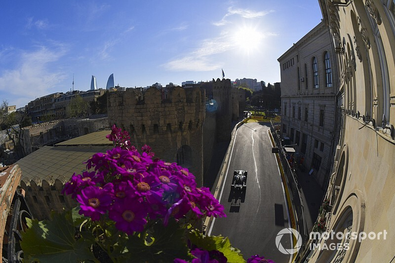 Гран При Формулы 1 за четыре года принес Баку полмиллиарда долларов