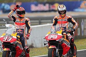 MotoGP: Lorenzo e Márquez discordam sobre evolução da Honda