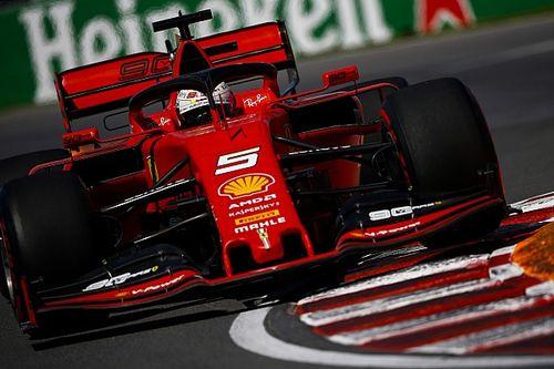 加拿大大奖赛FP3:维特尔力压莱克勒克上升到第一