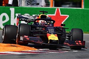 """Verstappen: """"Versimpelde voorvleugel nadelig voor Red Bull"""""""