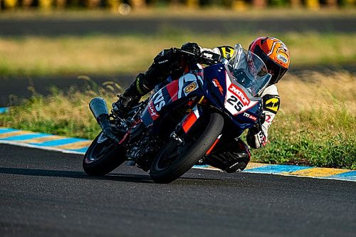 National Motorcycle: TVS, Honda share wins on Saturday