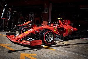 Ralf: Ferrari'nin Barcelona'yı kazanmaktan başka çaresi yok
