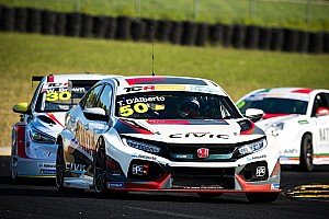 D'Alberto to return to TCR Australia with Honda