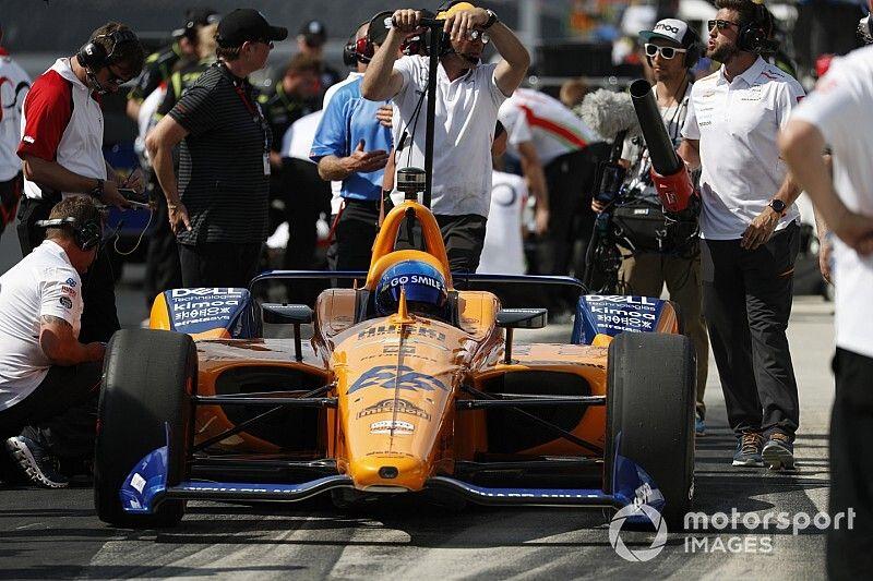 """Alonso: """"Altre gare IndyCar? Sarebbero utili per la 500 Miglia"""""""