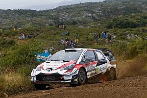 WRC, Rally Argentina, PS2: Meeke parte forte. Bene Mikkelsen