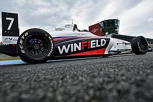 Winfield accompagne ses pilotes jusqu'au podium en F4 à Nogaro