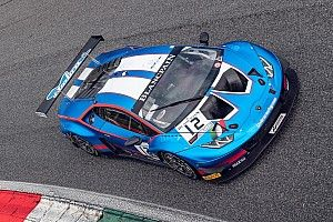 Il team Ombra Racing correrà nella categoria Pro del GT Open 2019