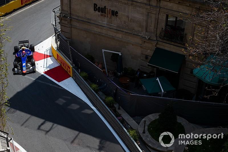 【動画】松下信治PP獲得! FIA F2アゼルバイジャン予選|ハイライト動画