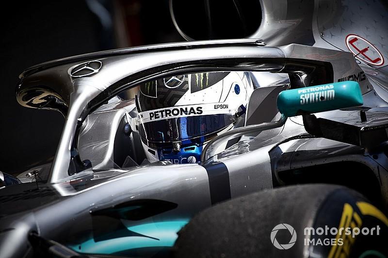 Mercedes toma medidas para que no se repitan los problemas en la salida de Bottas