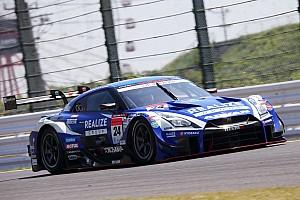 予選13番手の24号車ヤン・マーデンボロー「決勝では必ず挽回する」