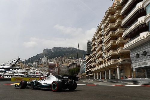 تغطية مباشرة لسباق جائزة موناكو الكبرى 2019