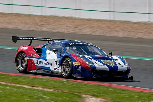Silverstone Blancpain: Ferrari takes first win in six years
