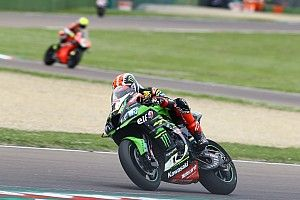 Imola WSBK: Rea wins again after Davies error